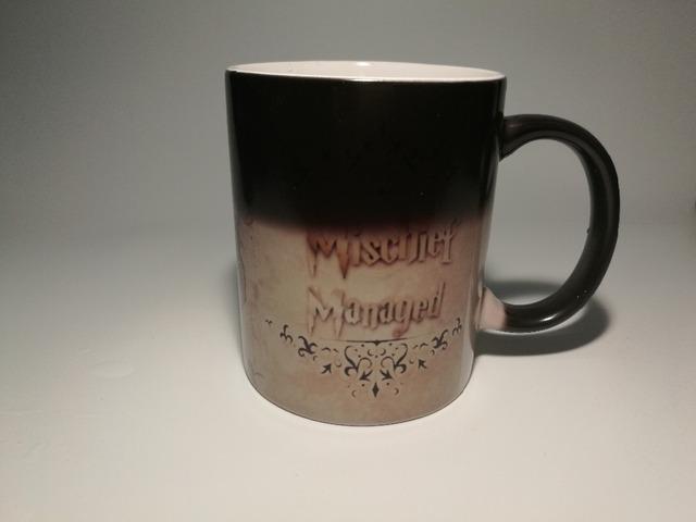 Marauders Map Magic Mugs for HarryP fans