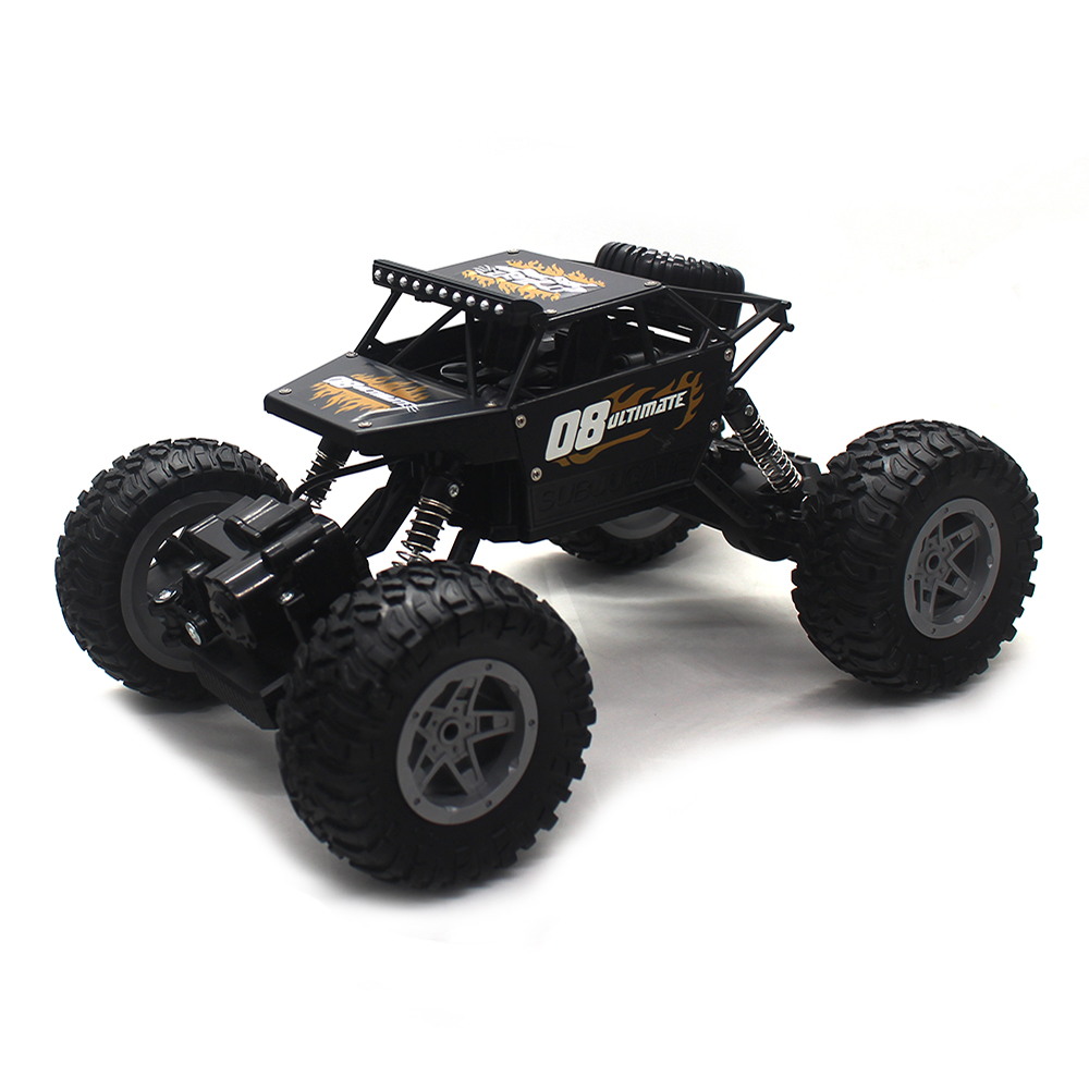 1:16 2.4Ghz RC Car Remote Control Toys 4WD Rock Crawler Radio Control Car Toys For Boys Rechargeable Battery P810