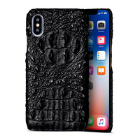 Genuine Leather High end luxury leather case for iphone 7 case 6 8 XX S shockproof 3D protective case for iphone x case leather