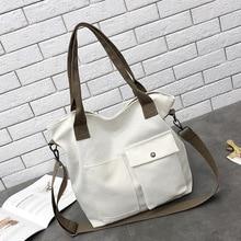 Women Japan and Korean Style Solid Zipper Bags Literary Simple Messenger Bag Canvas Bag Shoulder Bag Ladies bucket hand bag цены