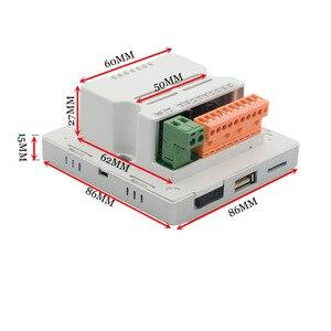Image 4 - MP5 Player système de musique à domicile, système de haut parleurs de plafond, amplificateur numérique Bluetooth, amplificateur mural intégré avec écran tactile TFT LCD
