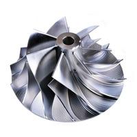 Kinugawa Turbo Roda Do Compressor Boleto 74.53/101.44mm 7 + 7 para Schwitzer S400 S400SX4|wheels wheel|wheels for|wheel compressor -