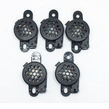 5Pcs OEM Reversing Radar Parking Aid Warning Buzzer Alarm Speakers For CC Golf Tiguan 8E0 919 279 5Q0 919 279 1ZD 919 279(China)