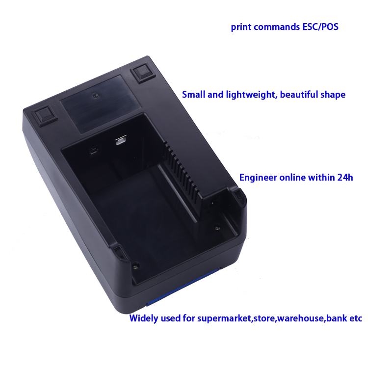 Wireless bluetooth thermal printer HS-58HUA