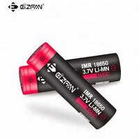 Vape 18650 Battery 3000mAh 60A EIZFAN 3.7V Li ion Rechargeable Battery for SMOK X PRIV Alien 220W AL85 For Eleaf Vape Mod E5