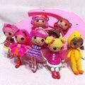 1 pc 3 inch original MGA Lalaloopsy dolls acessórios/animais de estimação Mini Dolls Para A Menina Playhouse Toy Cada Exclusivo das