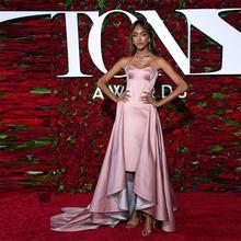 2016 lange Abendkleid Schatz Low/High Satin Bodenlangen Abendkleider Vestidos De Fiesta Robe De Soiree Prom Party Kleid