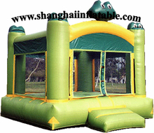 free shipping kids playground equipment inflatable bouncer inflatable playground China