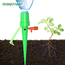 12pcs Upgrade Garden Drip irrigation system Potted plant Automatic watering device Adjustable speed Lazy man kit