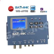 Hdmi модулятор Satlink WS-6990 AV вход одноканальный DVB-T модулятор компактный и настенный WS6990 WS 6990