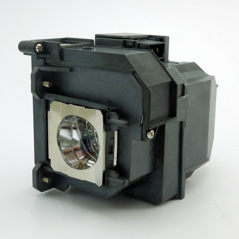 ФОТО High Quality Projector Lamp ELPLP71 V13H010L71 For Epson EB 1410Wi 475W 475Wi With Japan Phoenix Original Burner