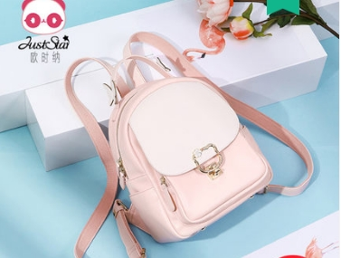 Princess sweet lolita bag Summer and spring fashion and casual Korean vision pure color bump bag travel backpack women 171900 все цены