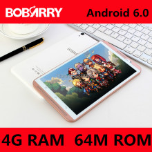 Bobarry b880 8 pulgadas tablet pc 3g 4g lte octa core 4 gb ram 64 gb ROM Dual SIM 8.0MP del Androide 6.0 GPS 1280*800 HD IPS Tablet PC 8″