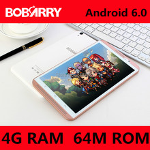 BOBARRY B880 8 Inch Tablet PC 3G 4G Lte Octa Core 4GB RAM 64GB ROM Dual SIM 8.0MP Android 6.0 GPS 1280*800 HD IPS Tablet PC 8″