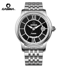 Relogio Masculino Mens Watches Top Brand Luxury Automatic Mechanical Watch Casima Male Wristwatches Fashion Business Men Clock tevise top brand men s automatic mechanical watches fashion gold zodiac sports business male watch relogio automatico masculino
