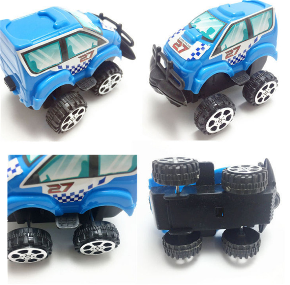 Gewissenhaft Taoqueen 4 Stil Nette Kunststoff Pull Back Autos Spielzeug Autos Für Kind Räder Mini Auto Modell Lustige Kinder Spielzeug Zufall Lieferung Blau Hell In Farbe