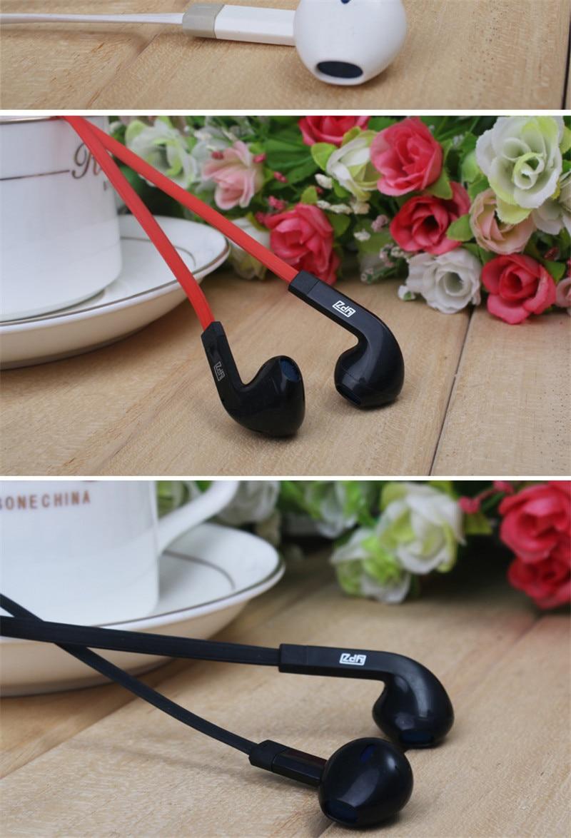 YPZ-ET800 ב-האוזן אוזניות סאונד מעולה 3.5 מ