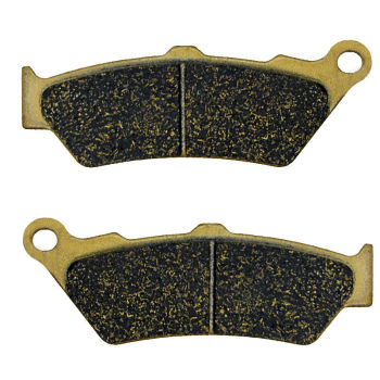 For MOTO GUZZI California Jackel 1100 99-01 California Special 1100 99-01 California 1400 Custom13-15 Motorcycle Brake Pads Rear image