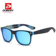 DUBERY Polarized Sunglasses Men's Women Aviation Driver Shades Male Sun Glasses For Men Summer 2017 Luxury Brand Designer Oculos