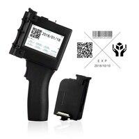 Сенсорный экран 600 dpi ручной принтер Интеллектуальный USB qr-код струйный принтер кодировочная машина для картонной резины Срок годности мета...