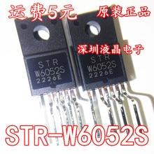 1pcs/lot STRW6052S STR-W6052 STRW6052 TO220F