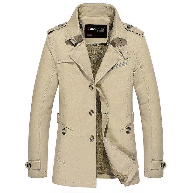Для мужчин искусственная Меховая подкладка Длинная Куртка пальто masculino манто Homme куртка пальто модная зимняя теплая флисовая куртка большо...