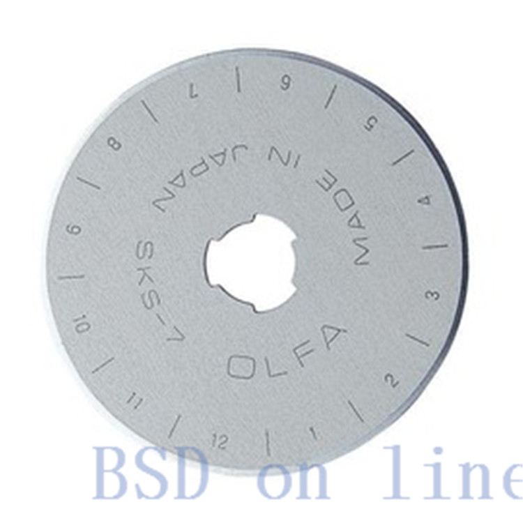 Airlfa for Original from Japan OLFA RB 45 10 rotary cutter blade Very good quality Free