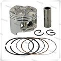 1 Set Motorcycle Piston Kit with Pin Rings Clips Set For H O N D A CBR250RR CBR 250RR MC22 1990-1999 91 92 93 94 95 96 97