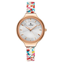 new Fashion casual multicolor Watches Women Leather Strap Female Quartz Watch Reloj Mujer Womens Wrist