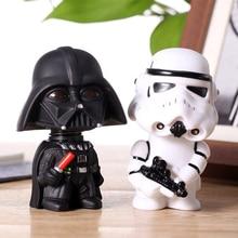 11cm Star Wars Figure Action Darth Vader Action Figure Toy Bobble Head Star Wars