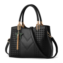 Quality Leather Women Bag Bucket Shoulder Bags Solid Big Women Handbag Set Large Capacity Tote Bolsas Feminina Famous Brand