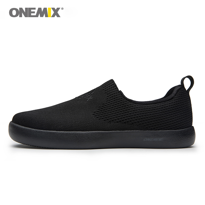 ONEMIX 2018 men's shoes soft deodorant insole light shoes women all-match sneakers for outdoor walking