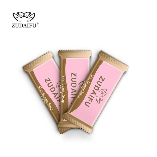ZUDAIFU YIGANERJING Sulfur Soap Seborrhea Eczema Anti Fungus Soaps + Skin Conditions Acne Psoriasis Treatment ZUDAIFU Cream 4