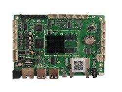 M8V9 LCD reklama pokładzie wsparcie RockchipRK3128 Cortex A7  Ouad Core  1.2 GHz  z systemem Android 4.4.4  RJ45 Ethernet  2.4 GHz WIFI w Części zamienne i akcesoria od Elektronika użytkowa na