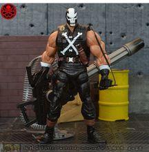 "Legends Crossbones z ciężka maszyna Gun 7 ""figurka luźna"