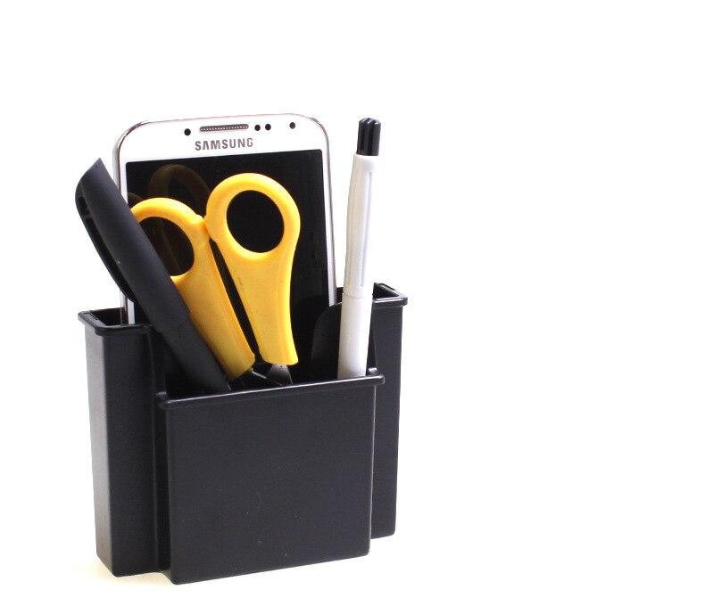 Design exclusivo multi-funcional Mini-Telefone Celular Carro Titular Do Telefone Móvel de Carga Prateleira Caixa de Bolso Saco Organizador Do Assento de Carro armazenamento