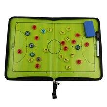 Envío gratis fútbol tablero táctico futsal bordo 23*32 cm