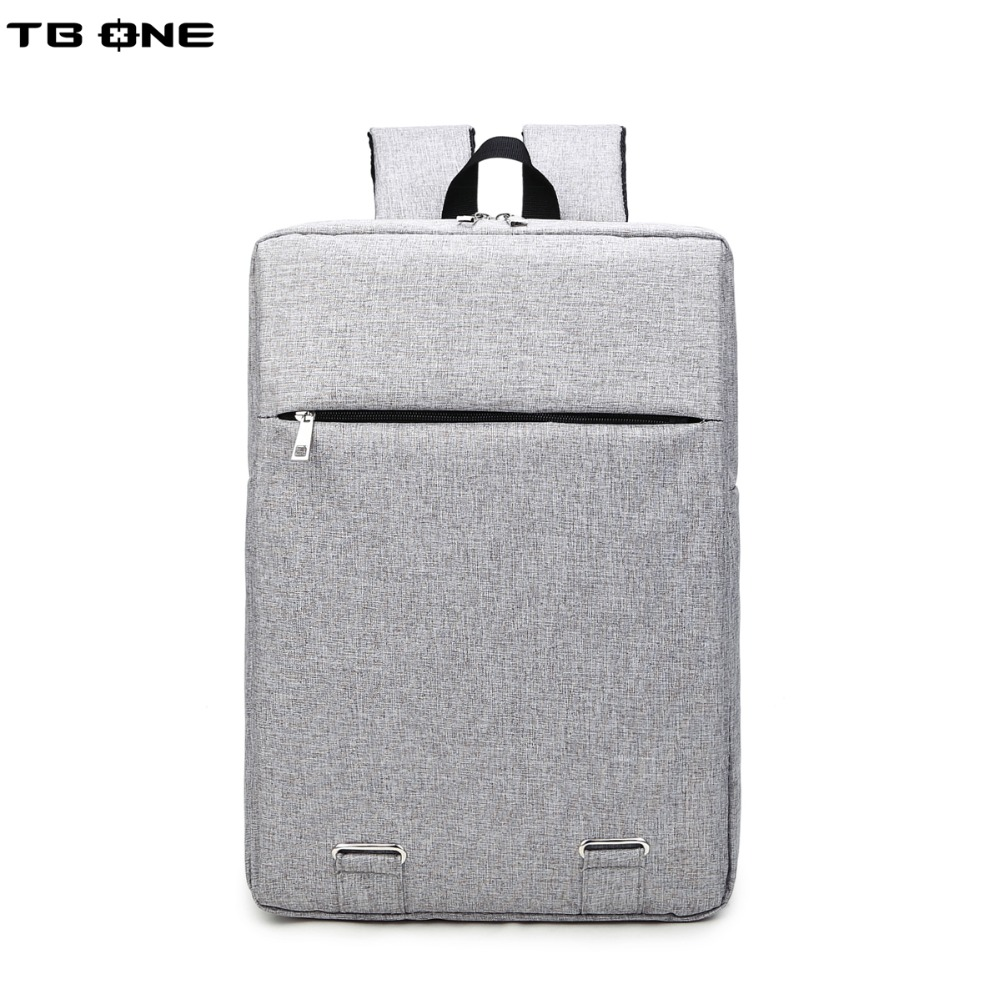 TBONE Backpacks 14 15inch Laptop Backpack Men Wemen for Teenagers Mochila Trend Schoolbag Bag Waterproof Anti-thief gearmax laptop backpacks 14 15 15 6 inch free keyboard cover for macbook 13 15 genuine leather and nylon notebook bag for dell