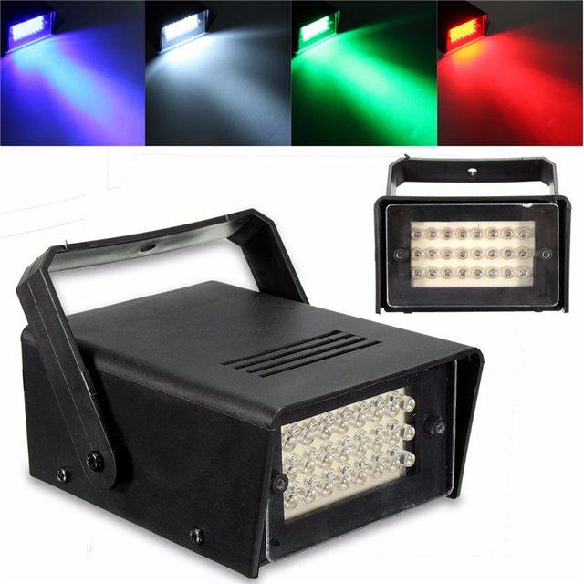 Mini 10W LED Strobe Light 24 LED Stage Light L& Bulb for DJ Disco KTV Party  sc 1 st  AliExpress.com & Mini 10W LED Strobe Light 24 LED Stage Light Lamp Bulb for DJ ... azcodes.com