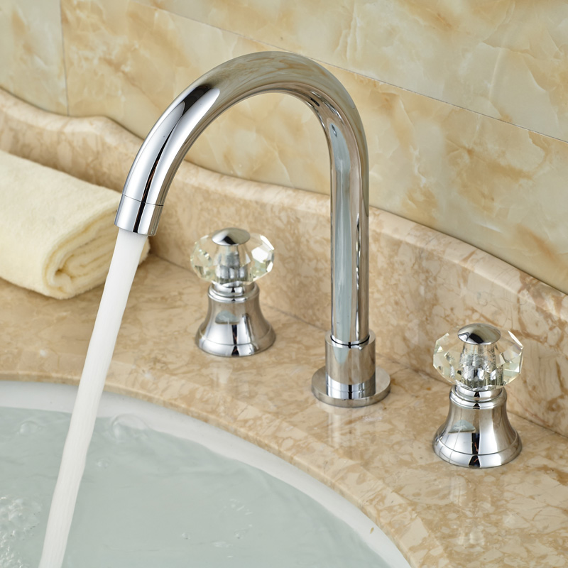 High Quality Best Price Basin Vessel Sink Faucet with Hot Cold Water Mixer Taps Bright Chrome best price 5pin cable for outdoor printer