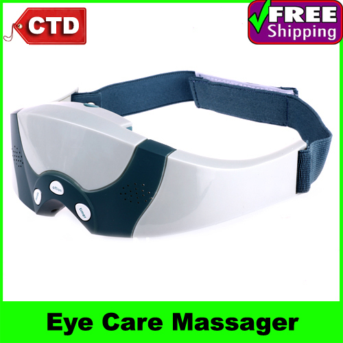 Mask Migraine DC Electric Care Forehead Eye Massager with Free Gift Eye Mask