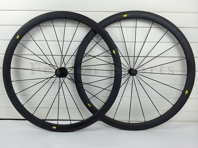 Cheap 38mm 700C Road bike carbon wheels matte black bicycle clincher tubular carbon wheels free shipping
