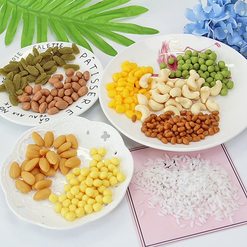 Happy Monkey 10g/pack Slime Supplies Charms Toy Pretend Food Filler Sprinkles Decor For Fluffy Clear Cloud Slime