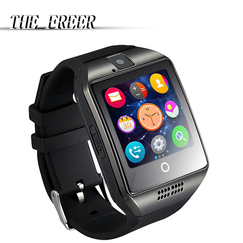 Mode Bluetooth Smart Watch met Facebook Facebook Whatsapp Twitter - Herenhorloges