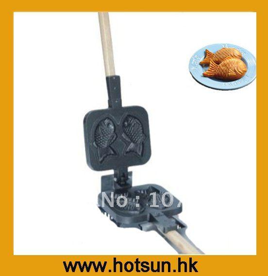 Hot Sale Stove Top Japanese Taiyaki Fish Waffle Pan hot sale cayler
