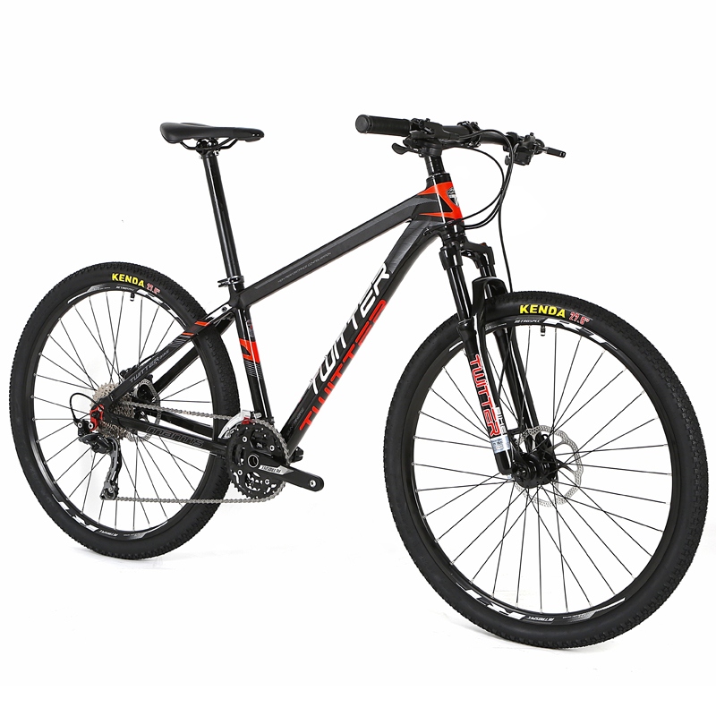 TWITTER 29 inch Mountain Bike 22/27/30/33 speed Aluminum Alloy mtb Bicycle for M6000 SLX/M7000