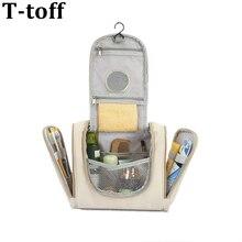 Hot High quality Travel Hanging Cosmetic Bag travel organizer bag Large capacity Multifunction travel toiletry bag For Men Women