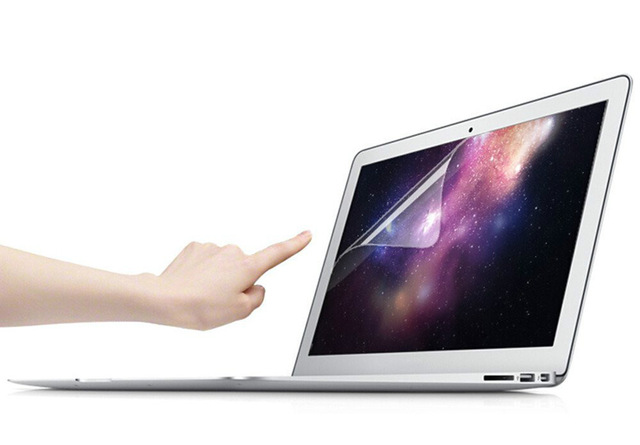 Ultra-Clear High Definition (HD) Clear Screen Protector film for Macbook Air 13 A1466 A1369 13.3 inch Guard Cover Skin
