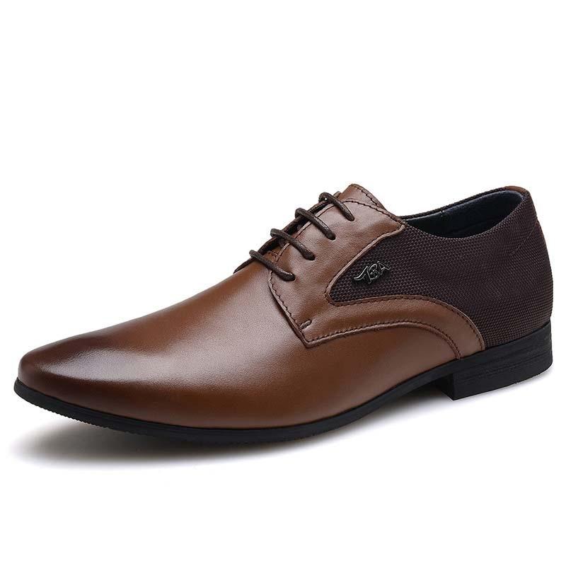 Aliexpress.com : Buy Canada Dress Shoes Mens Materials Action ...