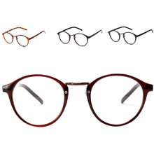 Super Fashion Mens Womens Nerd Glasses Clear Lens Eyewear Unisex Retro Eyeglasses Spectacles Frame 4Colors